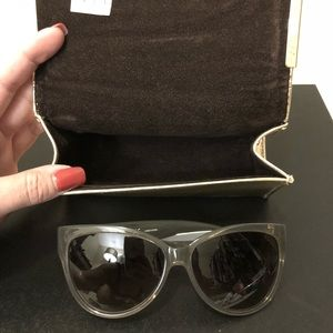 TORY BURCH SUNGLASSES G8 FALL COLOR! LIKE NEW!